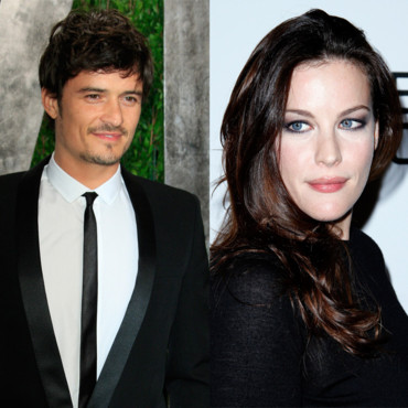 Couple fictif : Orlando Bloom et Liv Tyler