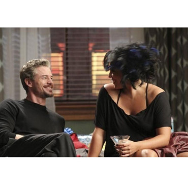 Grey's Anatomy saison 7 Mark Sloan et Callie Torres