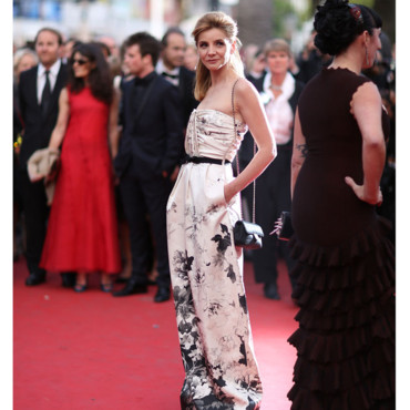 Clotilde Courau Festival de Cannes 2012