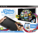 La Draw Game tablet