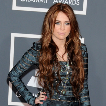 Miley Cyrus aux Grammy Awards 2010