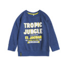 Sweatshirt print tropic jungle Gemo Prix : 12,99 euros