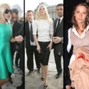 People : Fashion week : les stars se bousculent à Paris