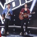 Frero Delavega, talents de The Voice 3