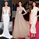 Les plus beaux looks d'Anne Hathaway sur le red carpet