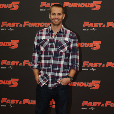 Paul Walker, héros de la saga Fast and Furious