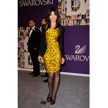 CFDA Fashion Awards Daisy Lowe