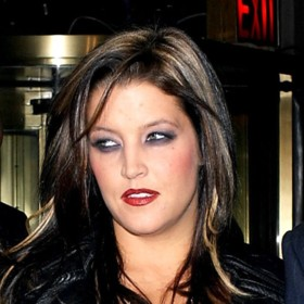 people : Lisa Marie Presley
