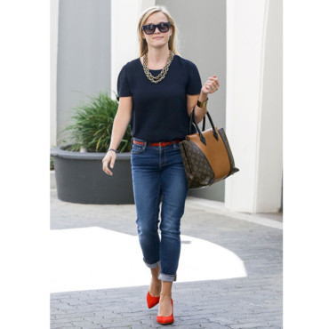 Reese Witherspoon, reine du style à Los Angeles
