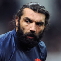 Photo : Sébastien Chabal champion du rugby