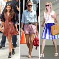 Olivia Palermo, Nina Dobrev, Reese Witherspoon... le best-of mode de la semaine