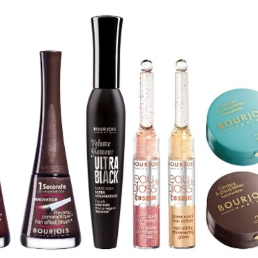 La gamme de maquillage Clan Fashion de Bourjois