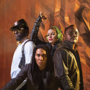 NRJ Music Awards - The Black Eyed Peas
