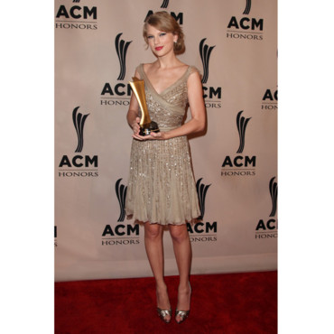 Taylor Swift en Elie Saab