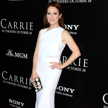 Julianne Moore à Los Angeles le 7 octobre 2013