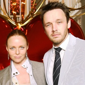 Rétro people 2006 : Stella McCartney et Alasdhair Willis