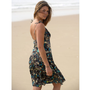 Spécial plage : Robe ethnique Roxy