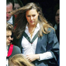 Kate Middleton à l'Université en 2005