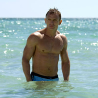 Photo : Daniel Craig, beau gosse de plus de 40 ans