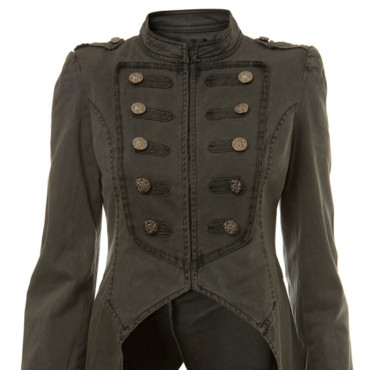 Veste militaire Miss Selfridge
