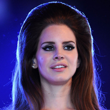 Lana del Rey et son eye liner annes 60
