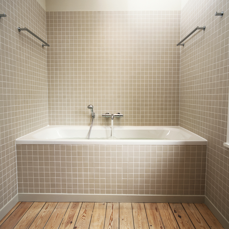 Carrelage Imitation Parquet Pour Salle De Bain. Great With Carrelage ...