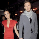Victoria et David Beckham