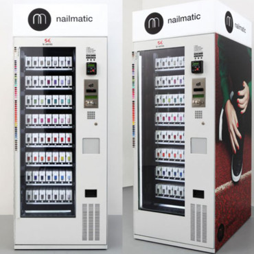 Distributeur automatique de vernis Nailmatic
