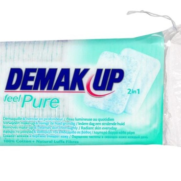 Les démaquillants Feel Pure de Demak'Up