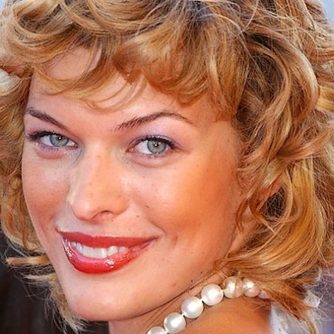 People : Milla Jovovich