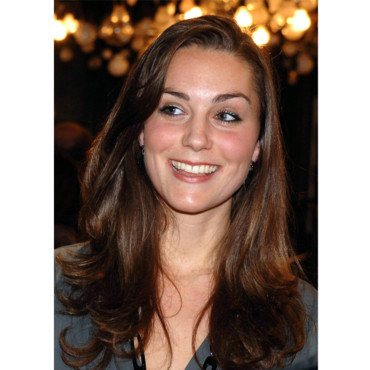 kate Middleton en 2007