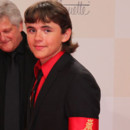Prince Michael Junior, fils de Michale Jackson Tribute to Bambi 2011 à Berlin
