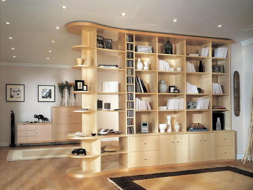 bibliotheque cloison. Black Bedroom Furniture Sets. Home Design Ideas
