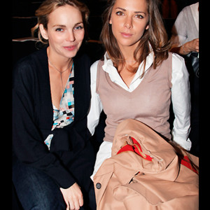 People : Claire Keim et Melissa Theuriau