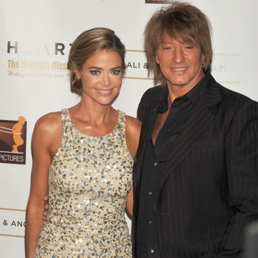 Denise Richards et Richie Sambora