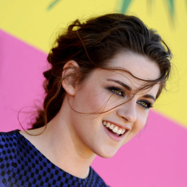 Kristen Stewart à la 26e cérémonie des Kids' Choice Awards, le 23 mars 2013, à Los Angeles.