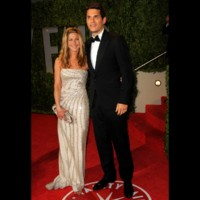 Photo : Jennifer Aniston et John Mayer aux Oscars 2009