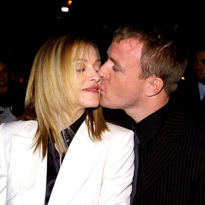 guy ritchie madonna rencontre