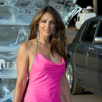 Photo : Liz Hurley