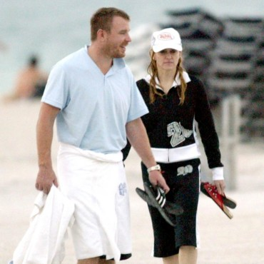 Madonna et Guy Ritchie