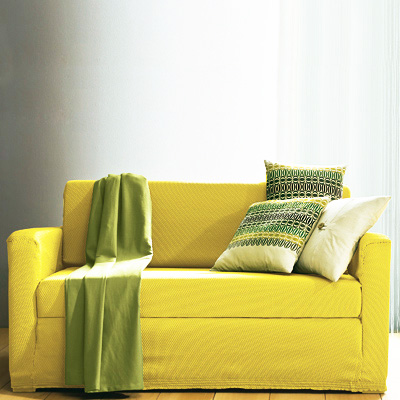 d co de p ques la d co voit jaune jaune jaune ma. Black Bedroom Furniture Sets. Home Design Ideas