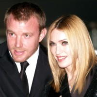 Photo : Madonna et Guy Ritchie, un ex-couple de stars