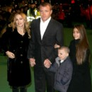 Madonna, Guy Ritchie, Lourdes et Rocco