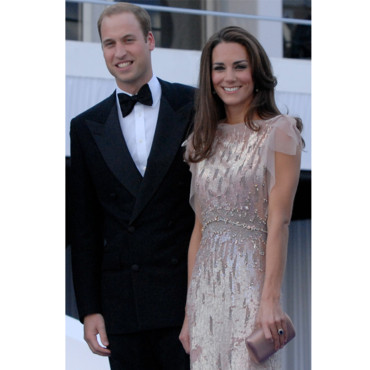 Kate Middleton et William en 2009