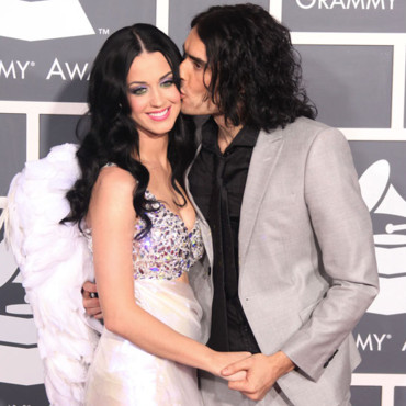 Katy Perry et Russell Brand