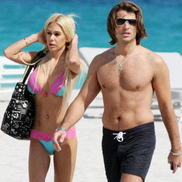 Shauna Sand et Romain de Secret Story 3