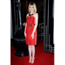 Emma Stone en robe Lanvin et escarpins Louboutin à la première de Gangster Squad à Los Angeles