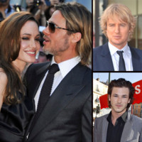 Brad Pitt, Johnny Depp... On aime les stars aux cheveux longs