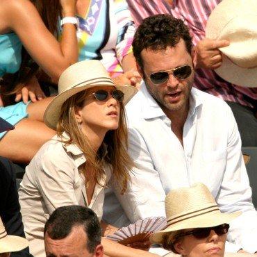 Jennifer Aniston et Vince Vaughn