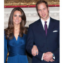 Kate Middleton et William en 2010